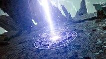 【メビウスFF】片翼の天使セフィロス降臨シーン FF7コラボ