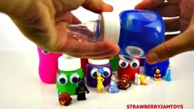 Slime Goo Minecraft Mickey Mouse Spongebob Squarepants Cartoon Surprise Toys Str