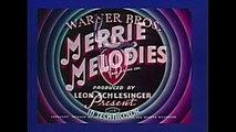 Animación errores Conejito dibujos animados clásico Fresco pie liebre melodías Elmer fudd 1942 looney 1 fbi