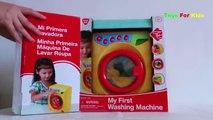Jouet la lessive la machine jouet machine à déballer ~ unboxing