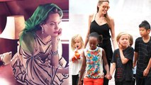 Angelina Jolie Cries In The Shower After Divorce With Brad Pitt
