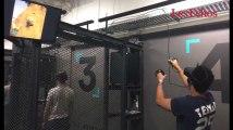 On a testé Virtual Time, salle d'arcade en réalité virtuelle