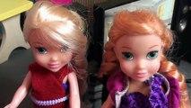 Y Ana son bebés bebé muñeca proyecto Escuela cuentos niños pequeños juguetes elsa 1 rapunzel ariel