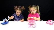 Bolsas ciego muñeca para Chicas hola hola hola ¡hola ¡hola Casa enorme Niños bote sorpresa juguetes Blanco pl