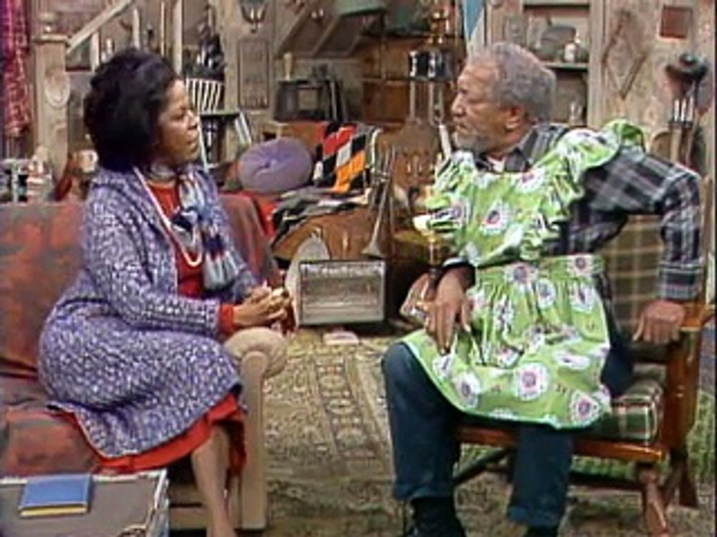 SANFORD AND SON S5 E08