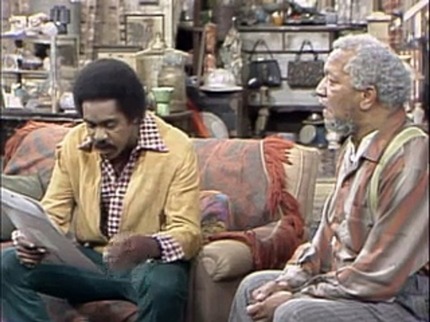 SANFORD AND SON S4 E07
