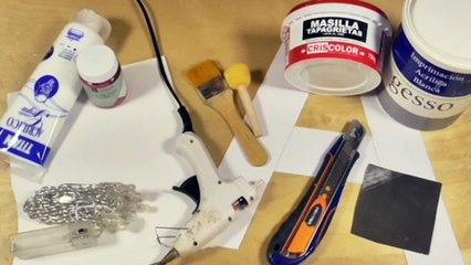 Letra luminosa hecha de cartón DIY. Lámpara decorativa. Letras en 3D