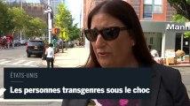 Les personnes transgenres sous le choc après les propos de Donald Trump