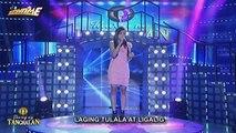 20170727-itsshowtime_ TNT Luzon contender Kristine Ramirez sings Regine Velasquez's Narito Ako