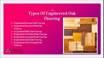 Explore Engineered Oak Flooring and its types - Nexus Flooring