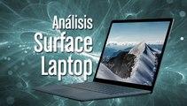 Análisis Surface Laptop: todas sus características