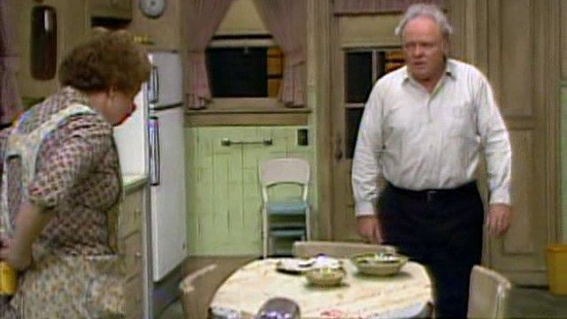 All In The Family - s06e20 - Archie's Weighty Problem