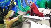 Et dinosaure Pâques des œufs chasse jurassique enfants de de ouverture jouet jouets monde Surprise dinos t-rex