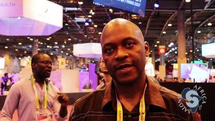 Interview Aldo Fotso (Africangels) lors de Vivatechnology - par Africa Salons