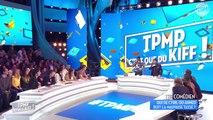 Cyril Hanouna – TPMP :  son défi délirant aux côtés d'Ahmed Sylla