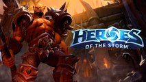 Heroes of the Storm - Official Garrosh Gameplay Spotlight