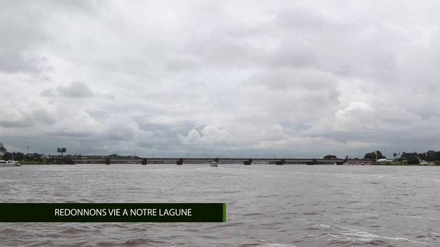 L'INSTANT ECOLO AVEC BLACK KENT - Redonnons vie à notre lagune