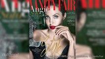 Angelina Jolie Breaks Silence on Brad Pitt in 'Vanity Fair' Cover Story | THR News
