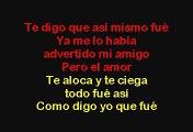 Gilberto Santa Rosa - Un Monton De Estrellas (Karaoke)
