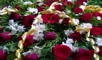 Voiture décor fleurs de de photos mariage Simple |