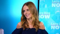 Geri 'Ginger Spice' Halliwell is all about a Spice Girls reunion!