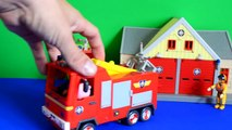 Ville journée feu sapeurs pompiers pompier porc porter secours sauve le le le le la Vénus Sam peppa gotham jupiter hd