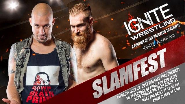 IGNITE Wrestling Presents Slamfest Video Highlights