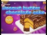 Beurre gâteau Chocolat cuisine des jeux filles Nouveau cacahuète gameplay