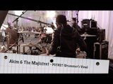 Akim & The Majistret - Potret (Drummer's View)
