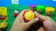 И кекс крем кекс доч английский лед Новые функции Новый Пеппа свинья пла играть с Игрушки