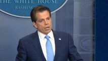 Scaramucci Calls Out Priebus On White House Leaks: 'I'm A Straight Shooter'