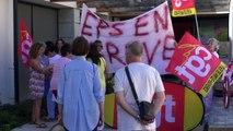 Alpes-de-Haute-Provence : Le personnel de l'établissement public de santé de Seyne-les-Alpes en grève