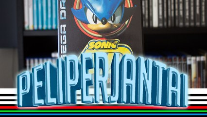 Peliperjantai Ep. 30 - Sonic 3D Flickies' Island (3D Blast) - Mega Drive