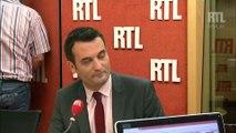 Florian Philippot était l'invité de RTL le 28 juillet 2017