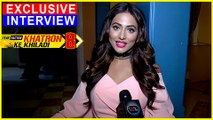 Hina Khan On Her SEXY MAKEOVER For Khatron Ke Khiladi | EXCLUSIVE Interview | TellyMasala