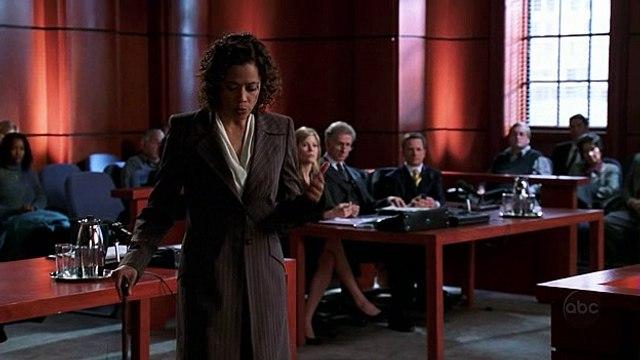 Boston Legal S02E11 The Cancer Man Can