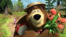 Et ours le le le le la Macha et lours toutes les séries 6-10 séries Masha