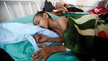 Yemen: 2 mln di bambini vittime di guerra, fame e colera