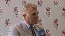 """Serdar Çakman: """"Kısa Sürede Süper Lig'e Çıkmak İstiyoruz"""""""