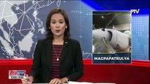 Dalawang eroplano mula US, gagamitin sa pagpapatrolya sa West Philippine Sea