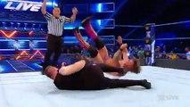 AJ Styles vs Kevin Owens vs Chris Jericho for the United States champion - Smackdown Live 7_25_17