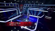"Kelvin Audu sings ""Take A Bow"" - Blind Auditions - The Voice Nigeria Season 2"
