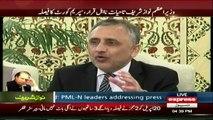 PML-N Leaders Media Talk - 28th July 2017