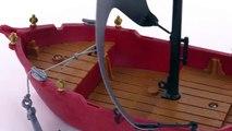 Playmobil - 5298 - Pirates Ship Skull and Bones Corsair