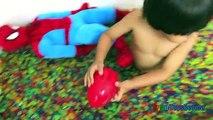 Bain des voitures gelé homme araignée jouet jouets Orbeez spa surprise shopkins disney mcqueen funko ryan