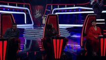 "Ese Urinrin sings ""Big Girls Don't Cry"" - Blind Auditions - The Voice Nigeria Season 2 (1)"