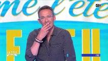 La Télé même l'été, le jeu : le lapsus de Capucine Anav provoque un fou rire !