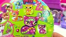 Bébés bébé des sacs aveugle boîte de cristal animaux domestiques déballage vidéos Surprise cookie des cookies