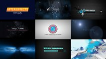 Pack de 10 Intros Templates   Proyecto Adobe After Effects   part 1