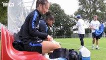 "Euro féminin - Gaëtane Thiney : ""On doit améliorer notre niveau"""